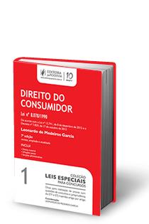 Direito do Consumidor - Leis Especiais para Concursos - Ed. Juspodivm