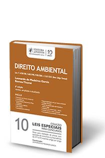 Leis Especiais para Concursos - V.10 - Direito Ambiental - 2010 - 2.ed. Ed. JusPodivm